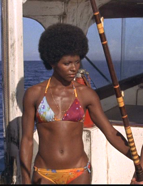 "Gloria Henry The first black ""Bond Girl"" (Bond Woman okaaaay)… ""In Live and Let Die"""