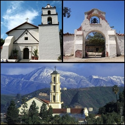 Ventura County is home to several historical and romantic Spanish churches. Contact us to find out how these churches can be seen in your film!