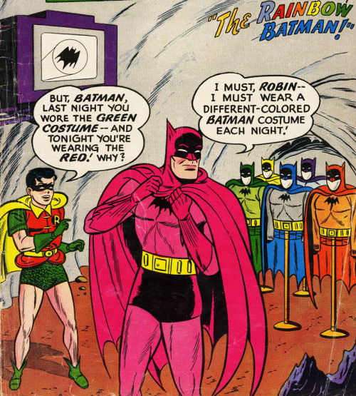 19juillet:  Detective Comics Vol 1 #241. March, 1957