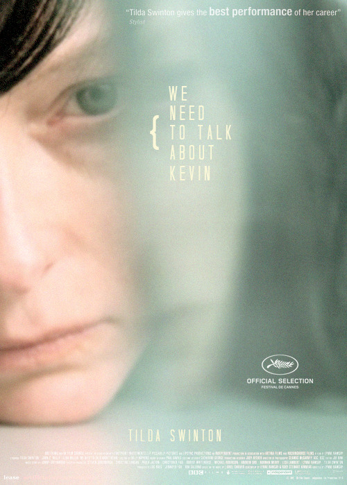ondyne:  Poster Remake: We Need to Talk About Kevin