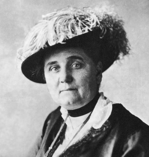 Jane Addams, founder of the Hull House in Chicago and a women's rights activist, received the Nobel Peace Prize in 1931, becoming the first American woman to be presented with this honor.
