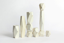 White Blocks by Fort Standard.