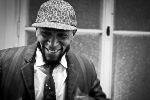 Mos Def Shot this backstage at the Vans OTW Launch Party in Berlin Jan 2012