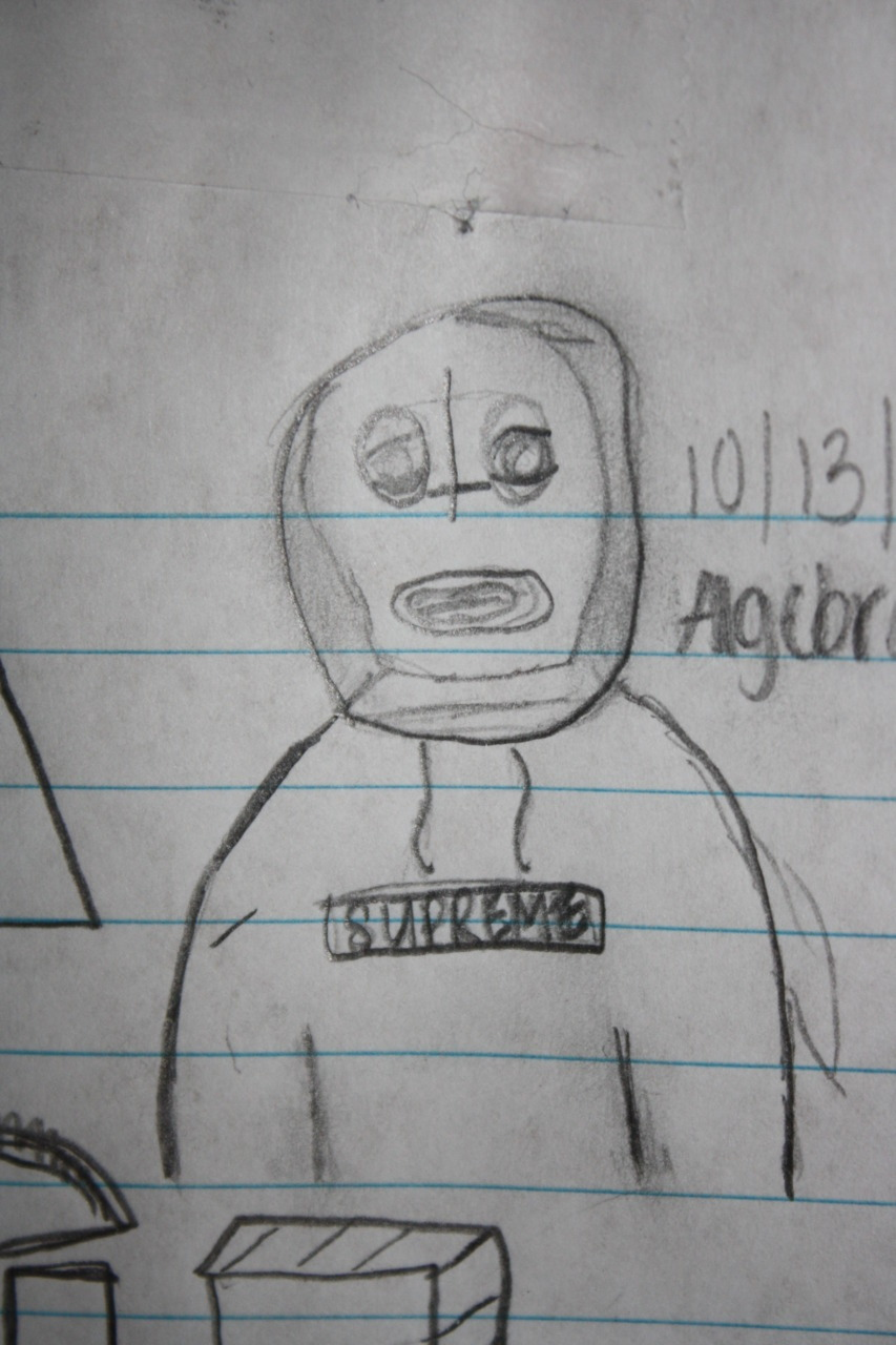 "Tried To Draw Tyler… Eh ""/"