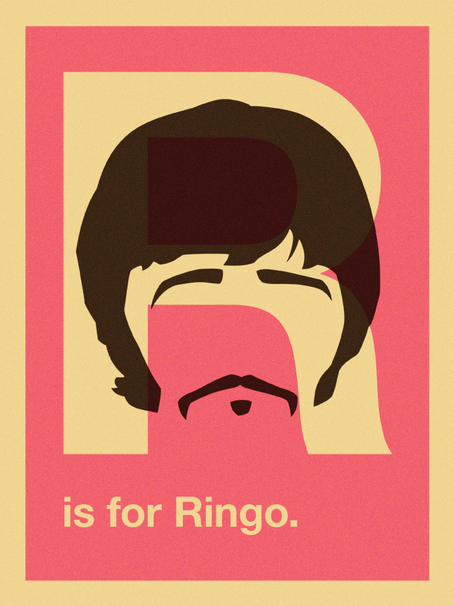 R is for Ringo