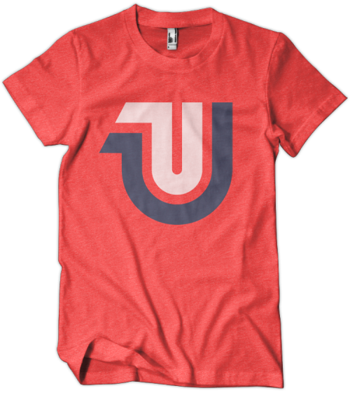 Loving the new United Pixelworkers logo shirt in red