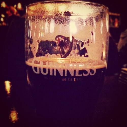 Guinness + Trivia Night + Friends 😍 (Taken with Instagram at The Academic Public House)