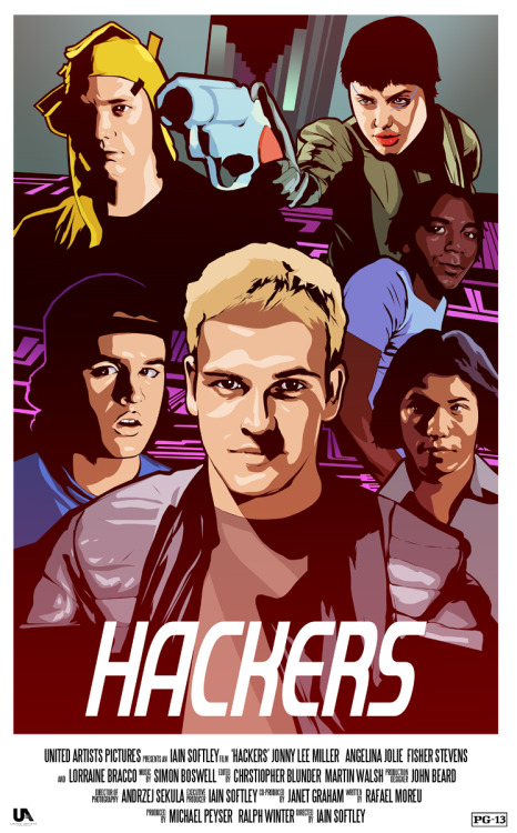 dangerousdays:  Hackers. One of my favorite films.