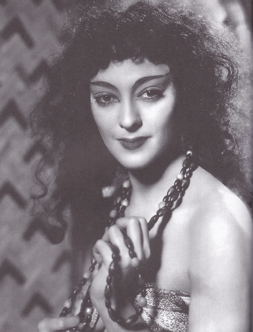 Island of Lost Souls (1932) Kathleen Burke as Lota the Panther Woman