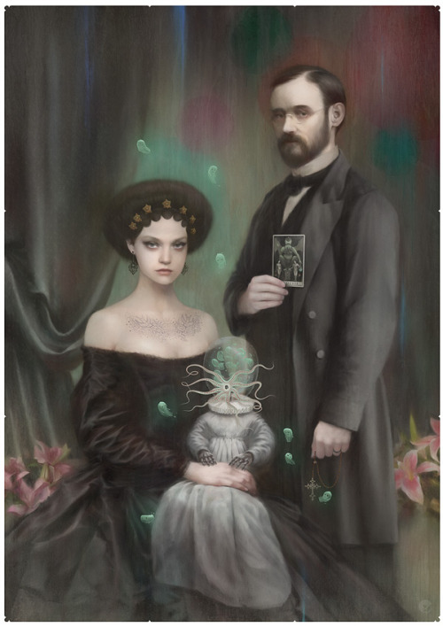 Reliquary by  Tom Bagshaw