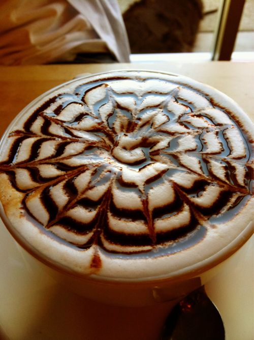 I must have this nutella mocha soon. Oh yes, it will be mine.
