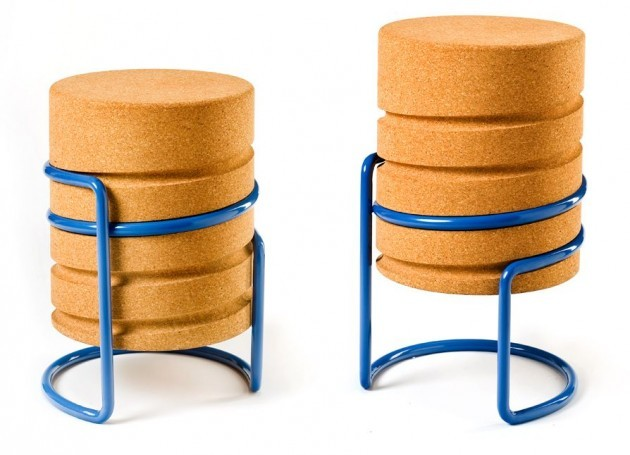 zerido:  Manuel Welsky has created the SCRW stool. (via SCRW Stool by Manuel Welsky » CONTEMPORIST)