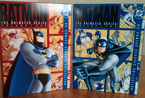 goddamnhella:  Freaking 'Batman: The Animated Series' DVD giveaway!!  TWO SEASONS WORTH, BITCHES. (that's as many as 56 episodes!) Bought from Amazon last year. The first disc is the only one that touched my DVD player. This is quality shit, people. So if you're gearing up for 'The Dark Knight Rises' or just wanting  to power-walk down memory lane, I've got your ticket right here. But How Do I Win It?  Reblog this and get your face in those  notes so I can see you. But don't spam me or Batman will gas you. And  then I will draw a dick on your face. You don't have to be following me. Come one, come all. Yes, I will ship internationally! I'll draw a winner at random on Saturday 11th February (Australian  time, so Friday 10th for most of you) and message them, and I'll also  put a post on my blog. Til then…go nuts if this is your thing! Take advantage of my impulse shopper instincts!