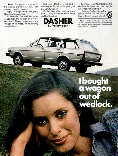 chromjuwelen:  1978 Volkswagen Dasher Station Wagon (USA) (by IFHP97)