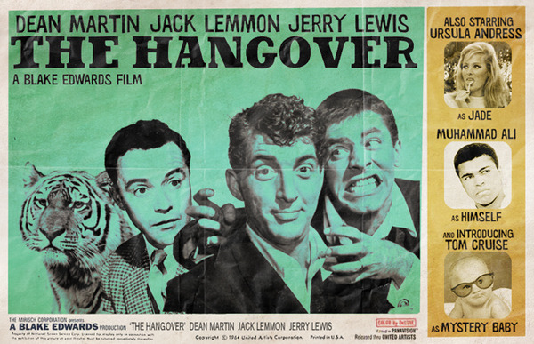 Movies from an alternate universe: Blake Edwards' The Hangover