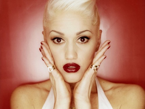 """The makeup goes on every day, even if I'm not going anywhere."" -Gwen Stefani"