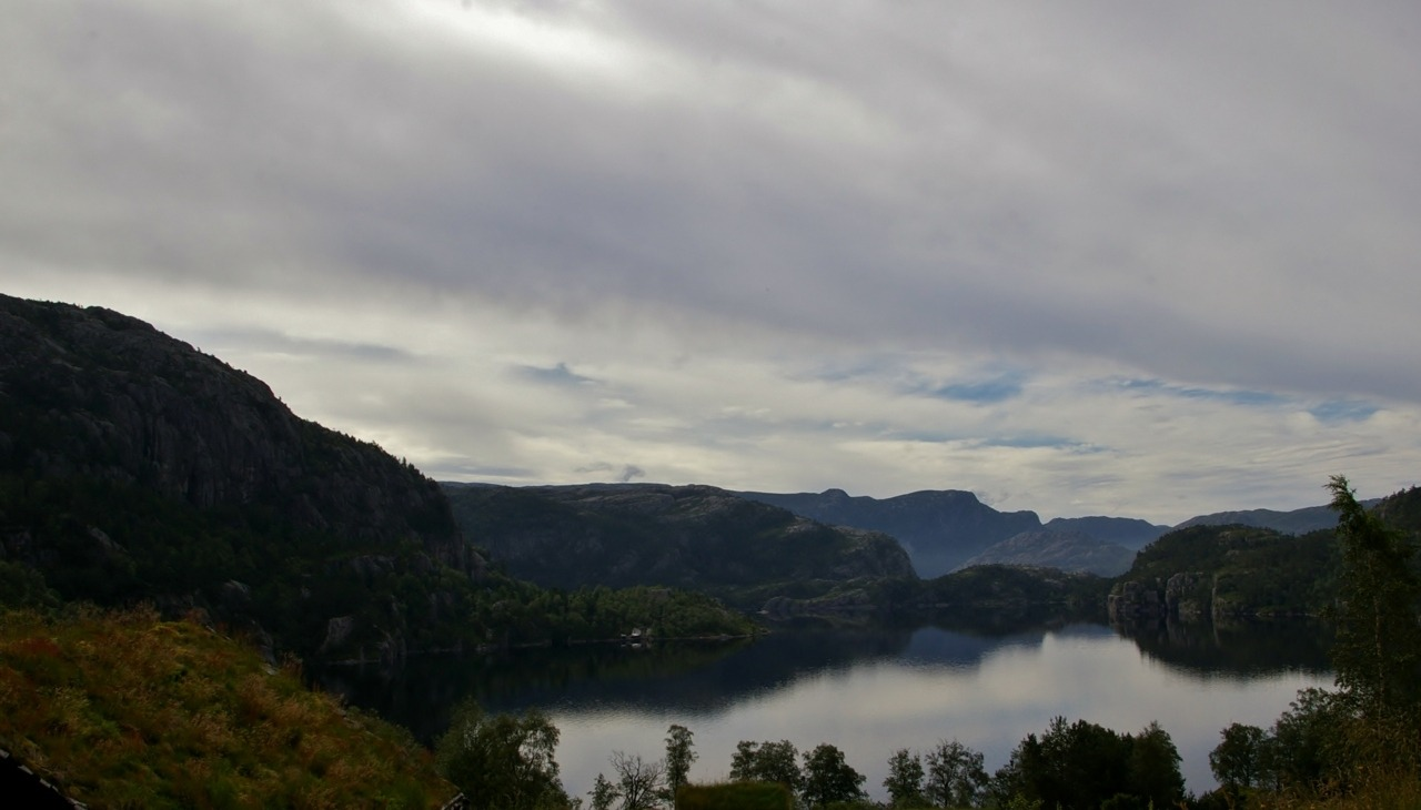 Taken in Preikestolen, Norway, 15.07.2011