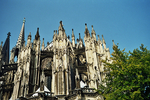t0rpe:  Kölner Dom / Cologne cathedral by RalleCologne
