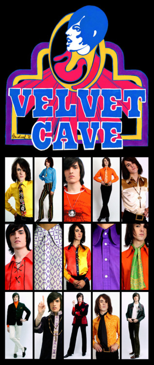 Velvet Cave Men: Coming Soon!
