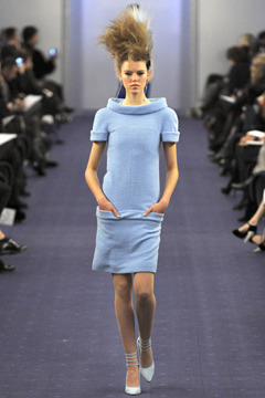 See all the Spring 2012 Couture looks from Chanel, straight from the runway.