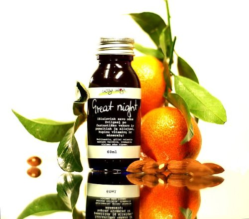 Unleash your skin shine after a fantastic evening and feed it with oil, full of vitamins and minerals! Handmade cosmetic from Lithuania. Almond and olive oil-based remover not only thoroughly removes make-up and even the most stubborn dirt, but also takes care of your face. This gentle, nourishing cleanser with essential orange oil - a real pleasure after a long day!