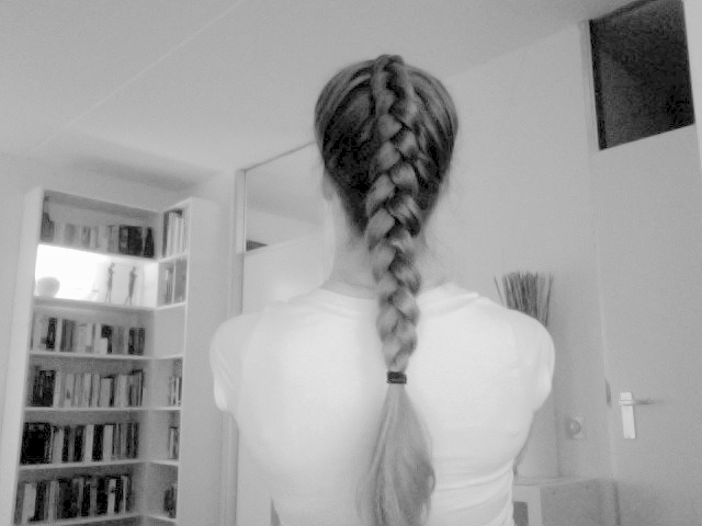 My hair today :) Do you guys like it?