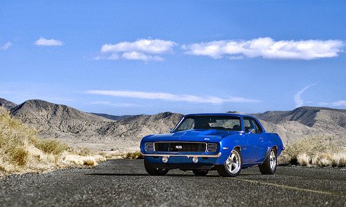 automotivated:  '69CamaroSS (by Lunchbox PhotoWorks)