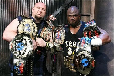 30 Day Wrestling Challenge, Day 3 - Favourite Tag Team Mine has to be the Dudleys. They are the most decorated tag team of all time, and their matches were always entertaining. Bubba-Ray in particular even impressed as a singles wrestler, and is one of the heels in TNA right now. - C
