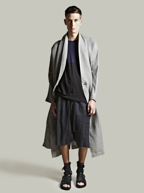 LN-CC MEN'S: Style Shot featuring product from Damir Doma, Dries Van Noten and Ann Demeulemeester