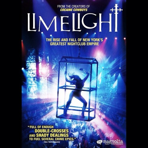 Limelight out on DVD today http://ow.ly/8EtkE (Taken with instagram)