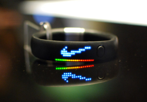 skizzy:  Nike+ Fuelband I want one.