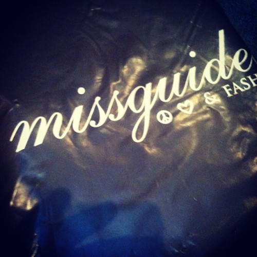 Thanks @missguidedcouk <3 (Taken with instagram)
