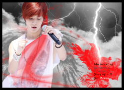 zeena-taemin-lover:  This is my Design 4 my Oppa ~ I want ur Opinion in it Ok ??!! And finally pl pl pl if u <3 TaeMin, DON'T STEAL IT, and REBLOG IT .. And thank u ..^^_____^^   __________________________