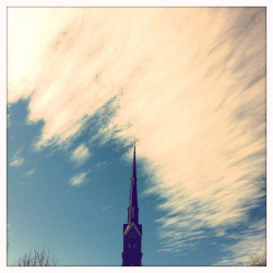 Spire on Flickr.