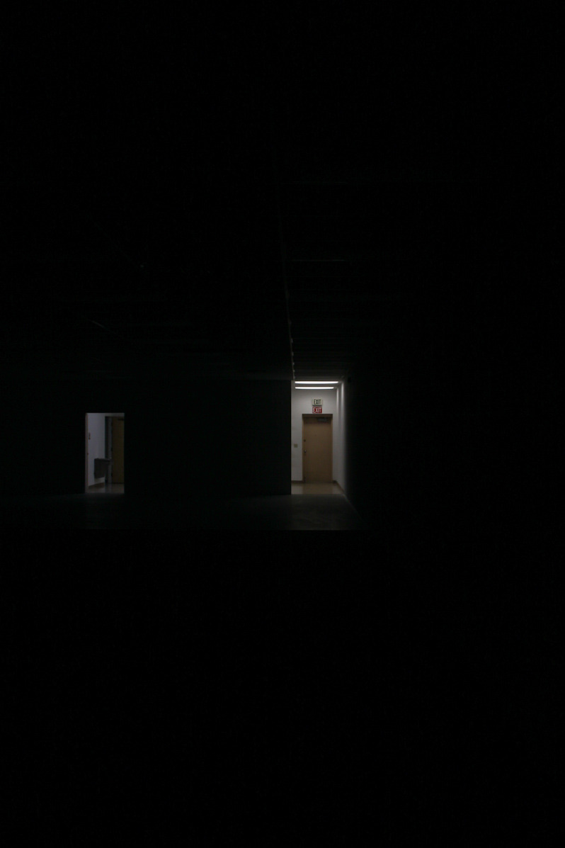 exit (there's always more than one)  / photo by max rubenacker, somethingformed.com