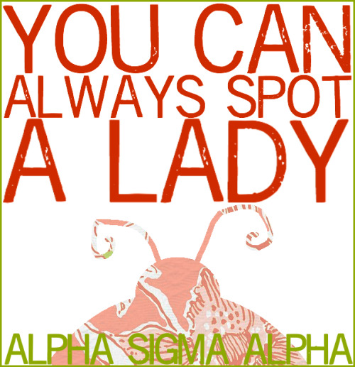 You can always spot a lady! Requested by emilyal3!