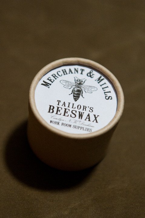 thepicnicbasket:  Merchant and Mills Pure Beeswax