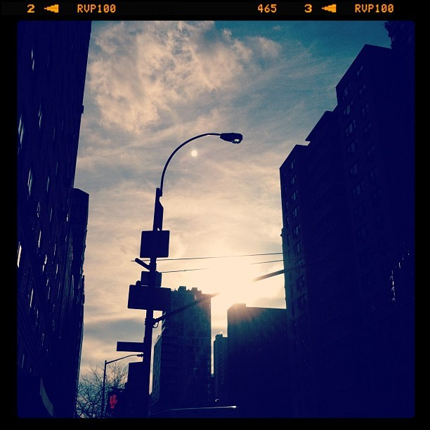 Hello perfect day. (Taken with Instagram at Manhattan, NY)