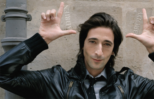 2007 | BLAG Vol.2 Nø 9 Adrien Brody cover feature - selection of spreads Interview by Sally Photography by Sarah