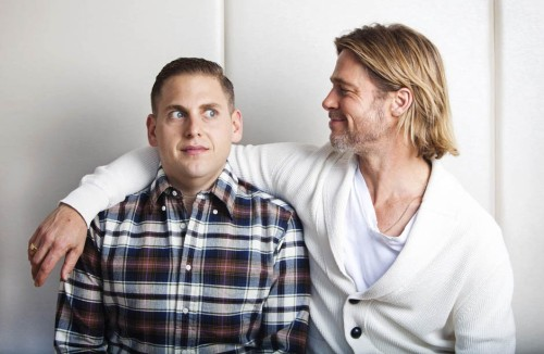Talk about an odd couple - Brad Pitt and Jonah Hill couldn't be more different. Yet they worked beautifully together in Moneyball. Congress - you don't need to know Sabremetrics. #Sittogether for a night and be friendly.