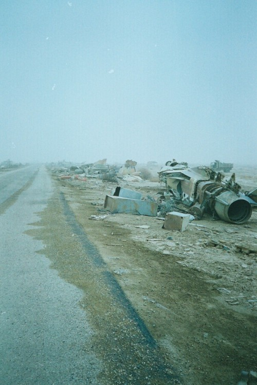 Iraq, photographed by my Dad in 2003