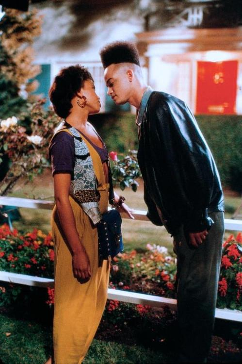 tisha campbell and christopher kid reid from 1990 house party movie http://ajcertified1.tumblr.com/
