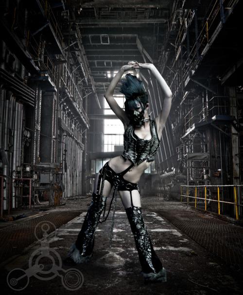 Promo Photo for SpacePod Clubwear's new line