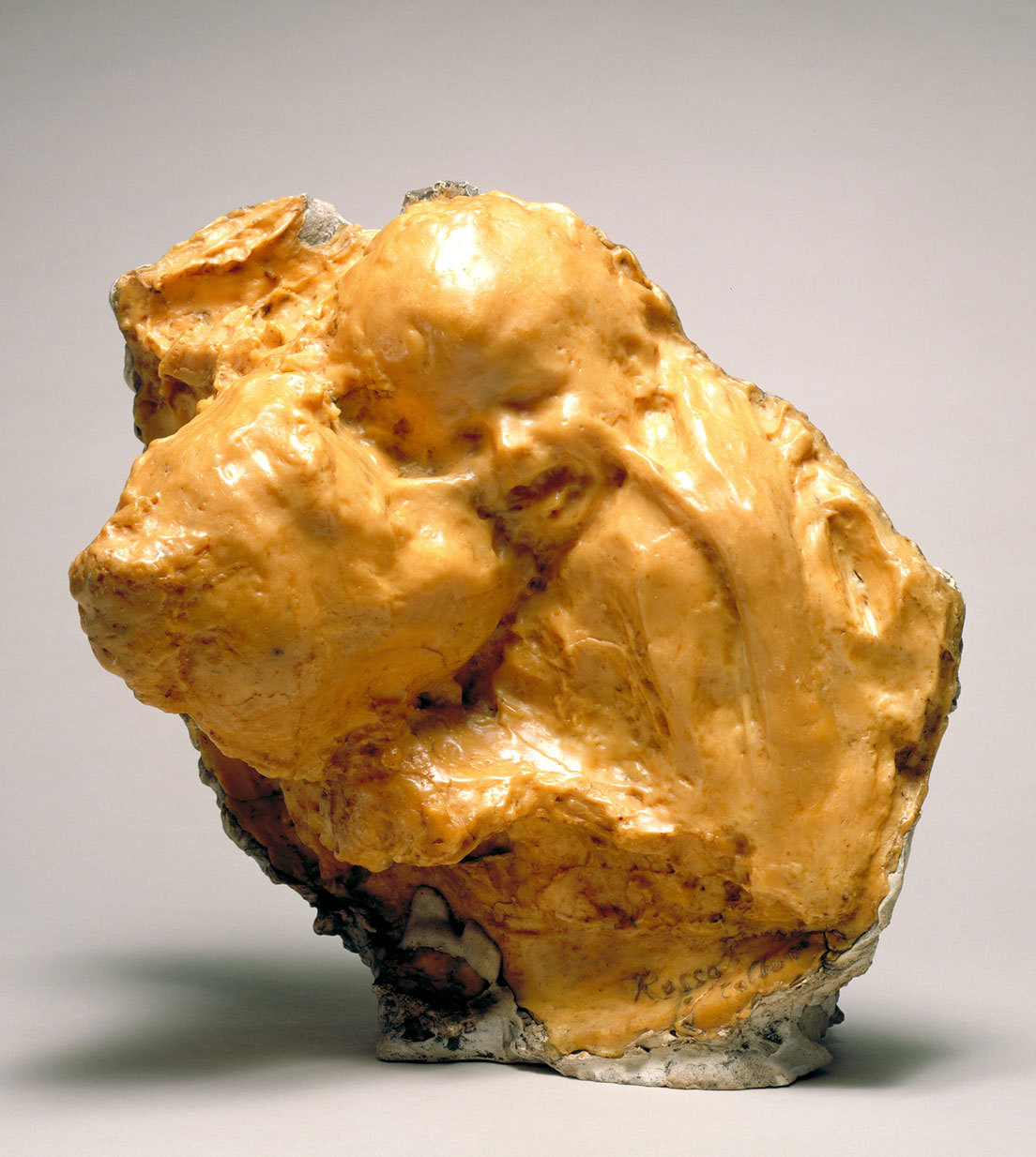 Medardo Rosso: The Golden Age.1886-87Wax over Plaster