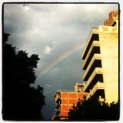 Arcoiris (Taken with instagram)