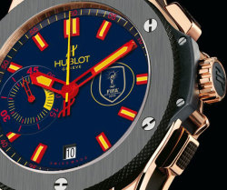 timekeep:  Hublot Big Bang FIFA World Cup Winners Watch