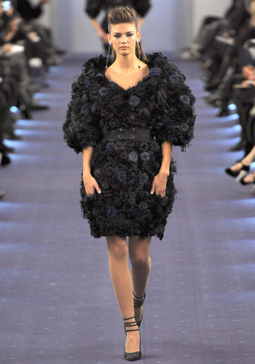 vogue:  Chanel Spring 2012 Couture Photo: Yannis Vlamos/GoRunway.comVisit Vogue.com for the full collection and review.