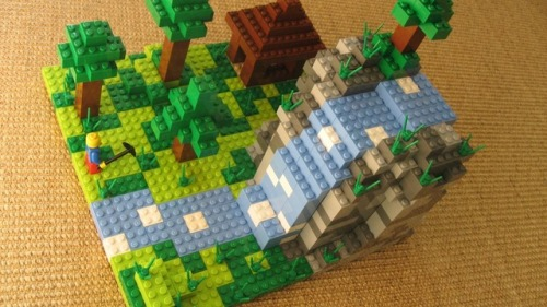 LEGO Version of Minecraft Is Seriously Going to Happen