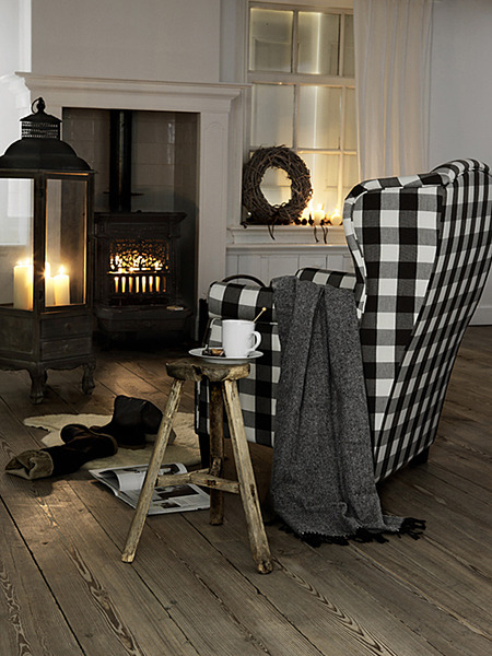 Simple, rustic, and cozy thelittlecorner:  The Little Corner By Maik Rositzki