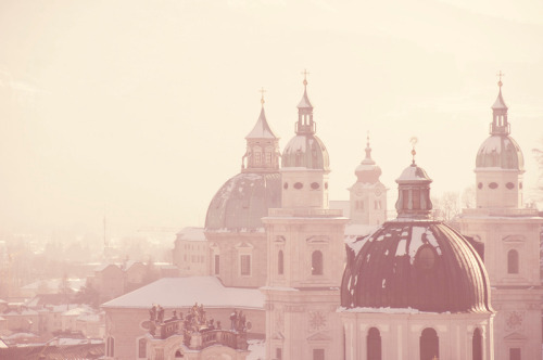 (via beneath her snow covered domes … Art Print by Laura Evans | Society6)